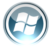 Windows 8 start orb icon by rgontwerp