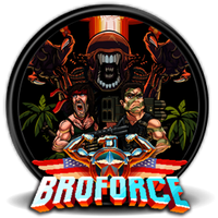 Broforce - Icon by Blagoicons