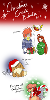 Christmas Crack Bundle - Part 1 by YinDragon
