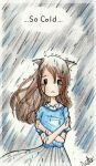 ..In the rain.. by Kanivah