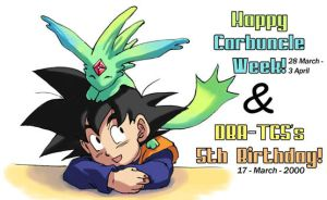 DBZ+FF: Happy Carbuncle Week by Risachantag