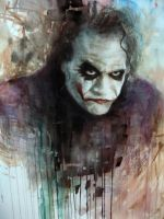 The Joker by oswalddent