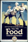 Save Food Stamps by poasterchild