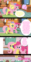 A Pinkie Pie episode by knightwolf09