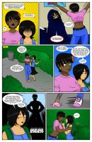Iron Violet Issue 1 Preview: Page 15 by PhantomSkyler