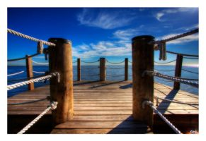 Dock View HDR by wolmers