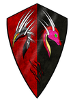 Heraldry of the Condemned by Jester-Wolf