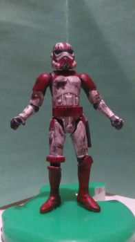 Star Wars Battlefront Shock Trooper Figure by 411Remnant