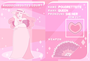 Poudretteite by nbpug