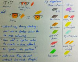 [Mini-Tutorial] Eye colouring by Hinarah59