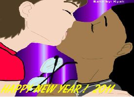 Happy New Year 2011 by MidnightPrime