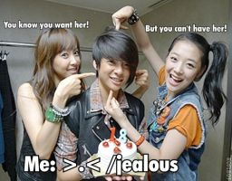 Who Doesn't Want Amber Liu? by MiddleInAll