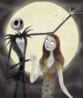 Jack and Sally by bovinefeces