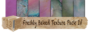 Freshly Baked Textures - Pack IV by MearuFox