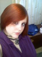 New Hair Cut New Me by metalchick200615