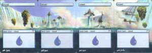 'Extended' Kamigawa Islands by Arcbound-Phyrexian