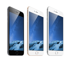 Milky Way 2.0 Wallpaper for iPhone 6 and 6 Plus by kiwimanjaro
