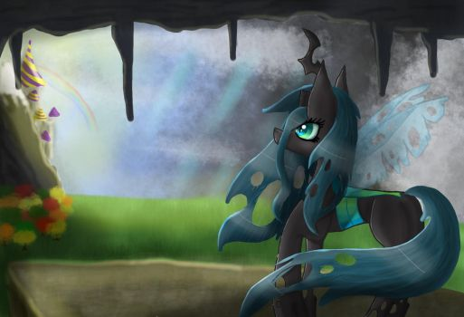 Taking Over Equestria by FusionDash