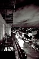 San Fransisco at Night by ScreamingPoet