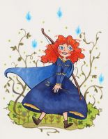 Merida by bmdchan