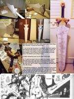 Cruddy guide for cosplay sword by rubyd