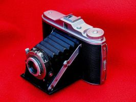 Agfa Isolette V by FallisPhoto