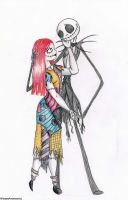 Jack and Sally by Fish-Gutz12