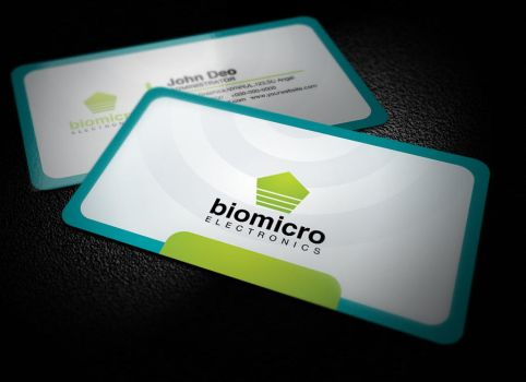 People Business Card by xnOrpix