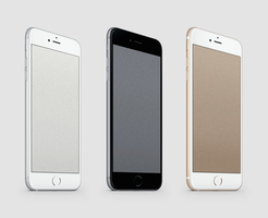 Sandstone Wallpaper for iPhone 6 and 6 Plus by kiwimanjaro