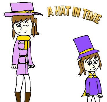 2 Hats, 1 time by shadowthehedchogfile
