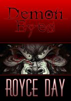 Demon Eyes - bookcover by Wazaga