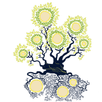 Color Challenge Powerful -- Yggdrasil by Ominous-Artist
