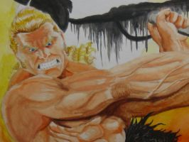 Brock and Wolvie detail3 by OPendleton