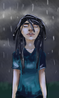 You'll Get Wet Like That by TheHomicidalPigeon