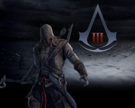 Assassin's Creed III wp1 by DesiderataLibertalia