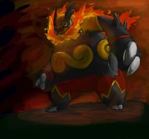 Emboar by Avisha