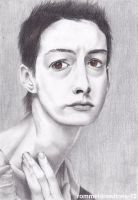 Fantine (I dreamed a dream) by rommeldrawlines-12
