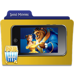 Ipod Movie Folder Icon by thomasina-jo