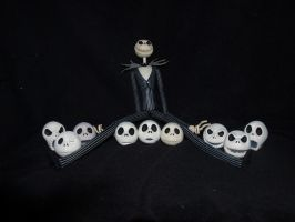 Jack and his heads 1 by PoisonBlackheart