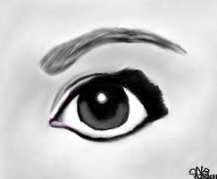 Audrey Eye by Audreyfan1001