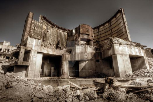 Nuclear Reactor by RusherVision