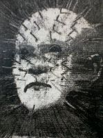Lithographic Pinhead by xRaynierx