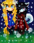 *Ame And Jessi* ~Invernal~ by XxDivinaKawasakixX