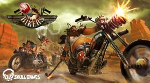 BIKERS concept art by Darkdux