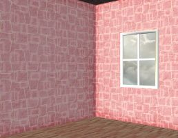 Pink room request by Ecathe