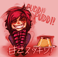 PUDDI PUDDI by MachoPie
