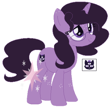 royal violet by scootatwi