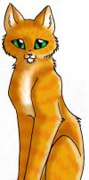 ThunderClan's Leader by CaptainMorwen
