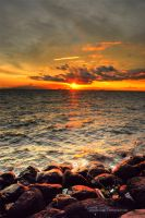 Not your ordinary sunset. by kathero3