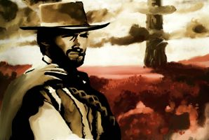 Roland Deschain by Garrenh